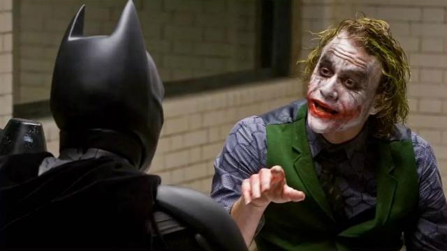 10 datos curiosos en Batman: The Dark Kinght que no conocías