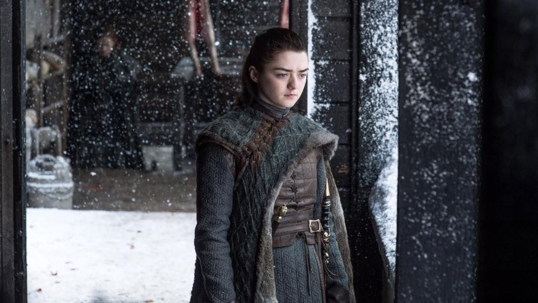 Maisie Williams se despide de Game of Thrones en Instagram