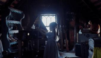 Un fotograma del teaser de Castle Rock