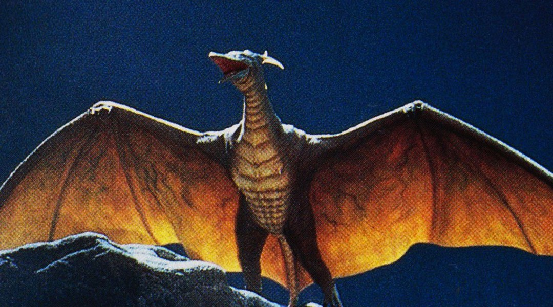 Rodan Será Mexicano En Godzilla King Of The Monsters