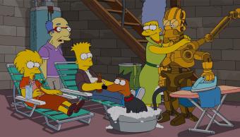 Imagenes de la serie Los Simpson