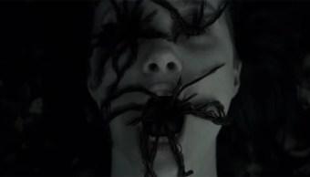 Fragmento de Slender Man, la película de terror