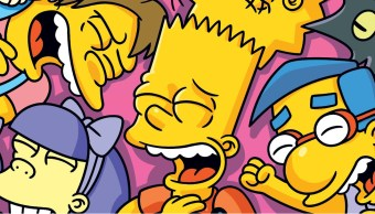 The Simpson Comics Termina