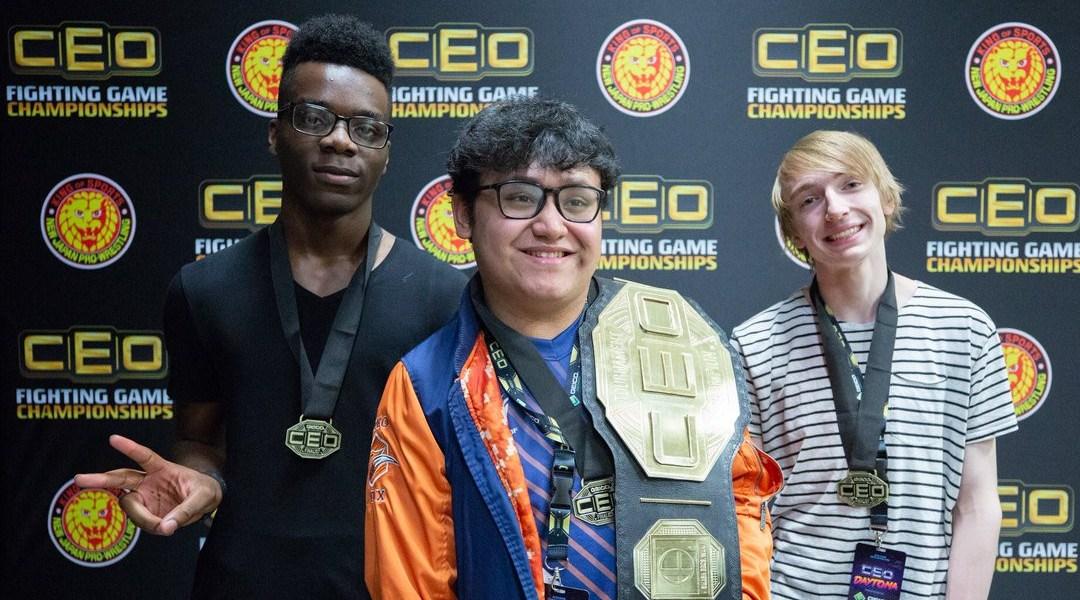 Una imagen de los campeones de Super Smash Bros