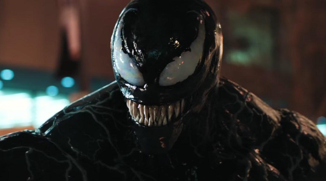 Nuevo tráiler de Venom es una mezcla de humor y violencia