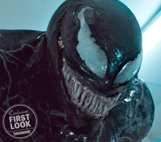 Nueva imágen de Venom (Sony Pictures)