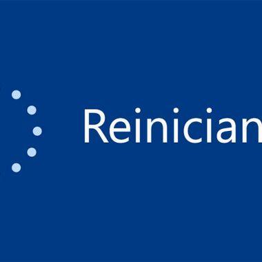 Imagen de reinicio de Windows 10