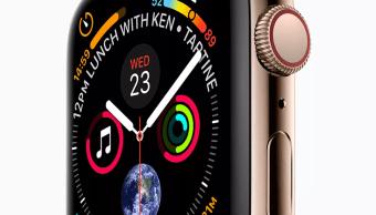 imagen filtrada del nuevo Apple Watch