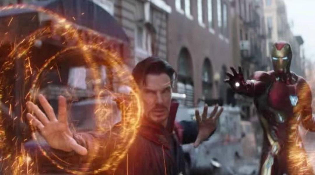 Así hicieron SFX de la batalla en Avengers: Infinity War