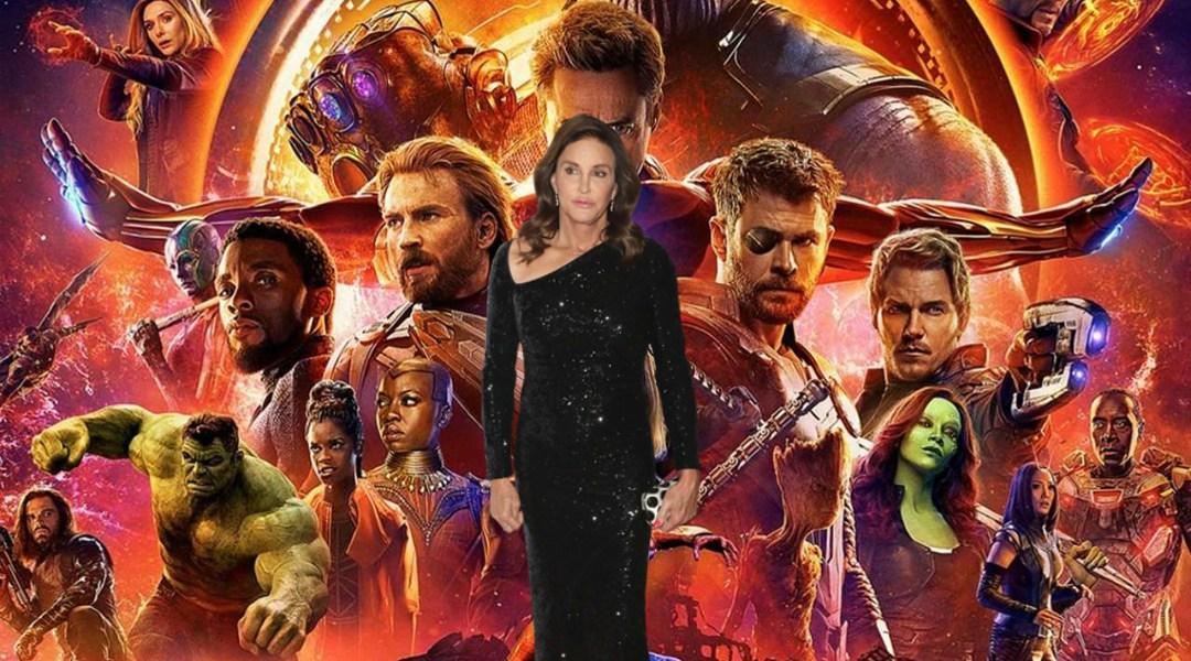 Caitlyn Jenner quiere ser una villana en una película de Marvel