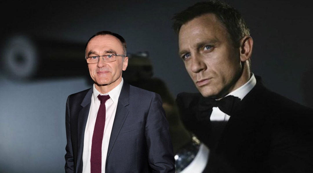 Danny Boyle ya no dirigirá James Bond 25