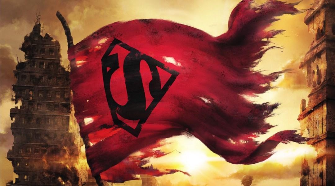 La portada de La Muerte de Superman