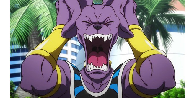 Dragon Ball: Super Broly: Bills