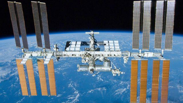 La Estación Espacial se podrá ver desde México