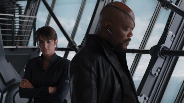 Filtran video de Spider-Man 2 con Nick Fury y Maria Hill