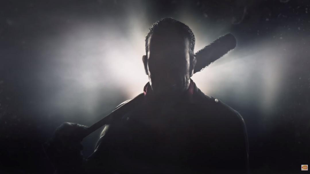 Negan Tekken 7