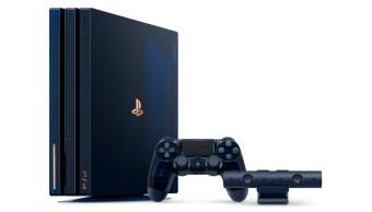 Nueva PlayStation 4 Pro Edición Limitada