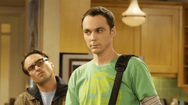 Sheldon Cooper, protagonista de The Big Bang Theory