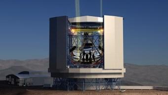 telescopio Gigante de Magallanes