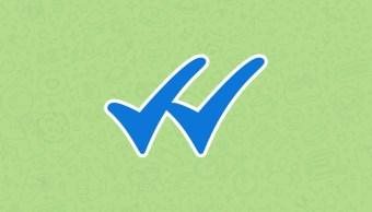 Whatsapp double check doble palomita desactivar