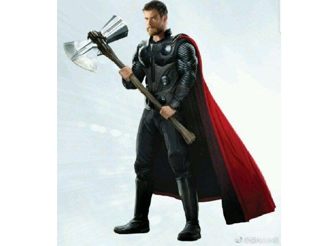 Avengers 4 Thor