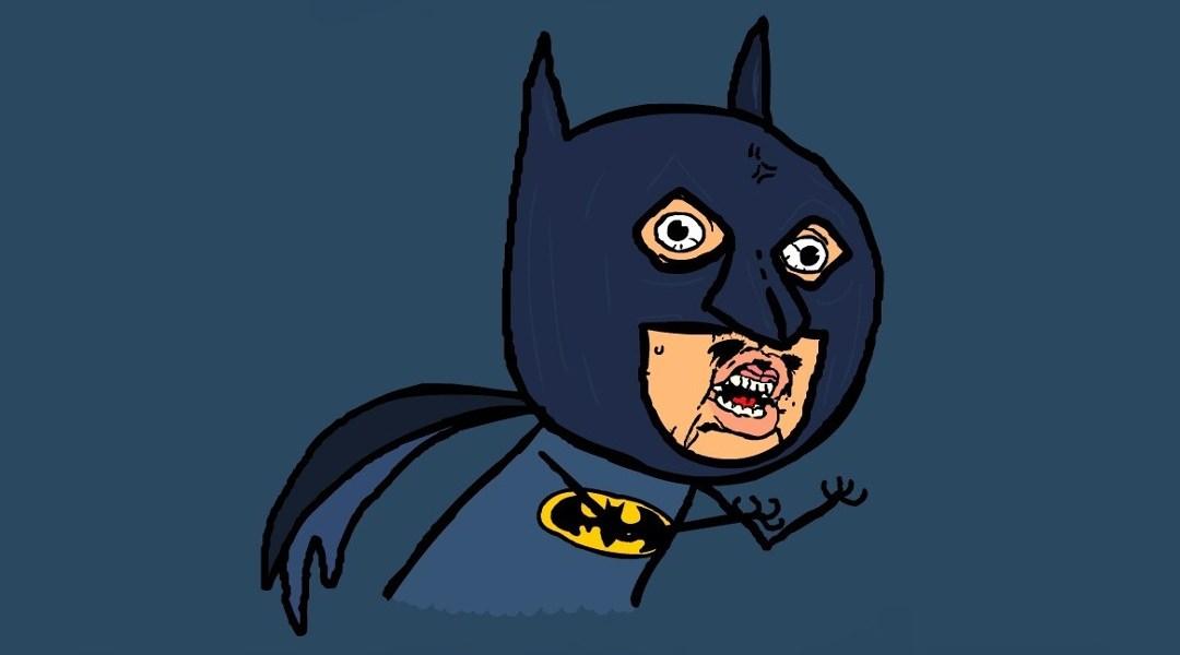 Batman Why