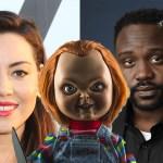 Los protagonistas del reboot de Chucky