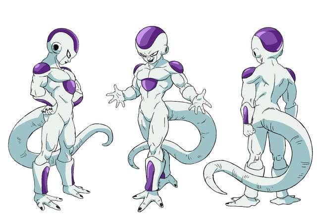 Freezer será el villano de Dragon Ball Super: Broly (Toei Animation)
