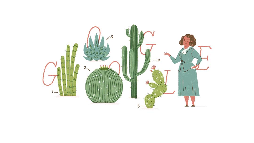 La bióloga mexicana Helia Bravo Hollis