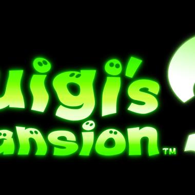 Logo de Luigis Mansion 3, nuevo juego de Nintendo