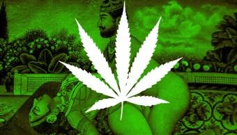 Fumar marihuana podría incrementar tu deseo sexual