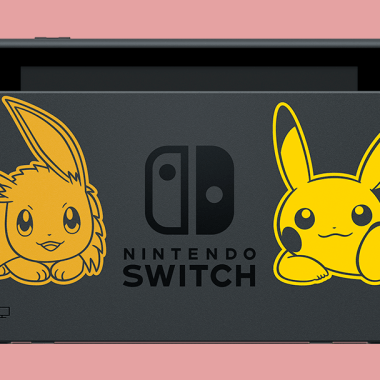 Switch de Pokémon: Let's Go