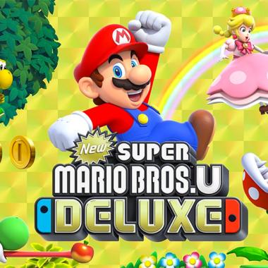 Super Mario Bros Deluxe para Nintendo Switch