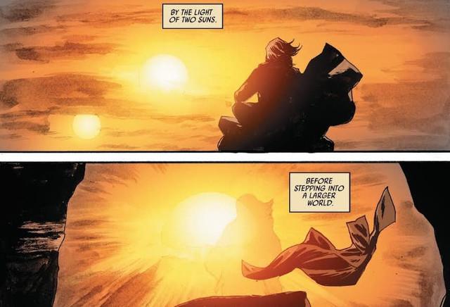 The Last Jedi comic