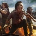 poster de la serie the Walking Dead