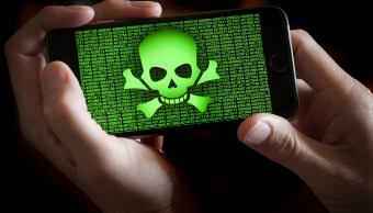 Un malware en un equipo Android
