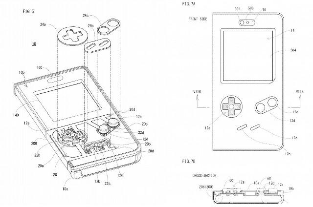 Nintendo trabaja en una carcasa que convertirá tu celular en un Game Boy