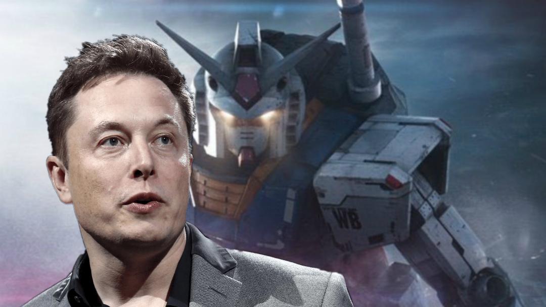 Elon Musk dice que es tiempo de crear un Mecha