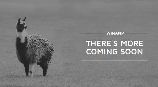 No estaba muerto: Winamp regresará en 2019