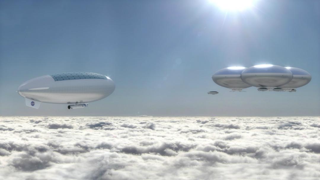El nuevo sueño de Nasa — Humanos en Venus