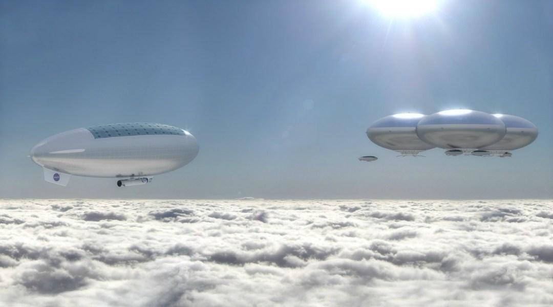 La NASA está pensando en llevar humanos a Venus
