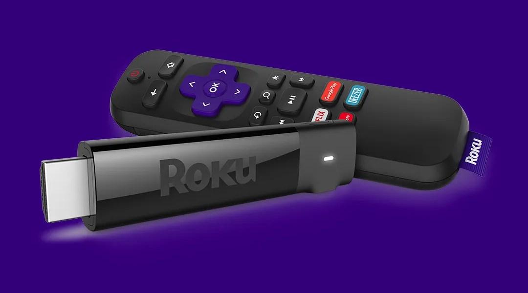 Un dispositivo de Streaming marca Roku