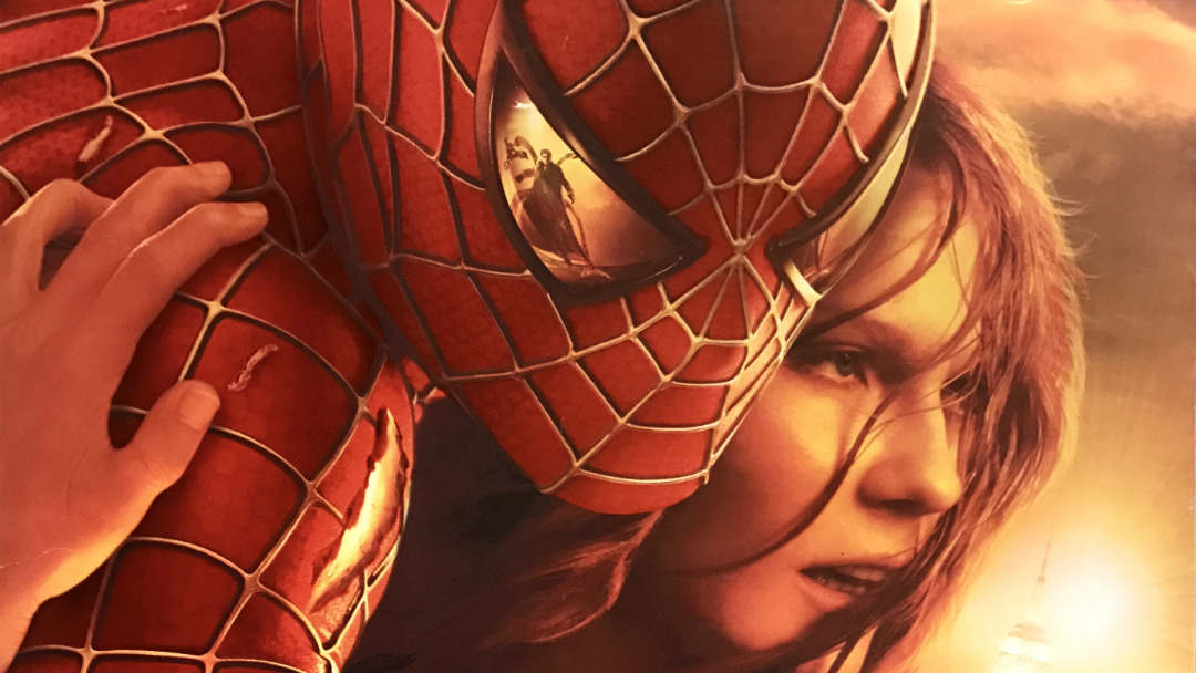 Póster de Spider-Man: Far from Home: tributo a Spider-Man 2