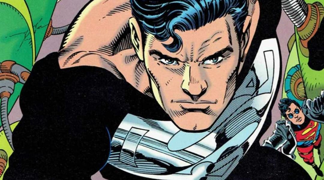 Confirman la aparición de Superman traje negro en Elseworlds