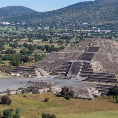 Teotihuacán LuNA