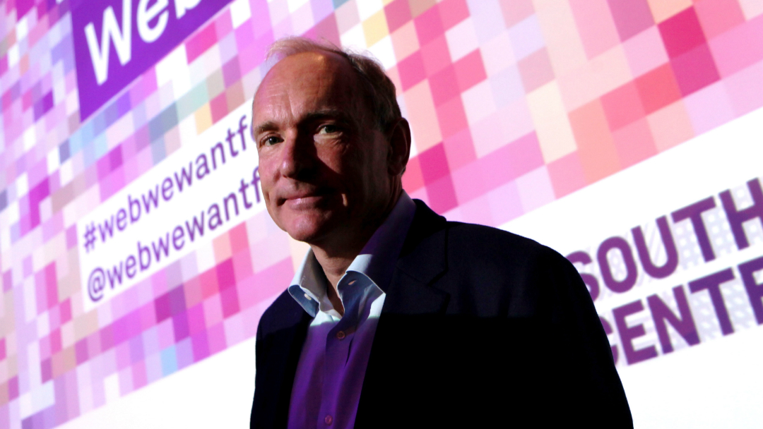 Tim Berners-Lee presenta Solid para evolucionar la web