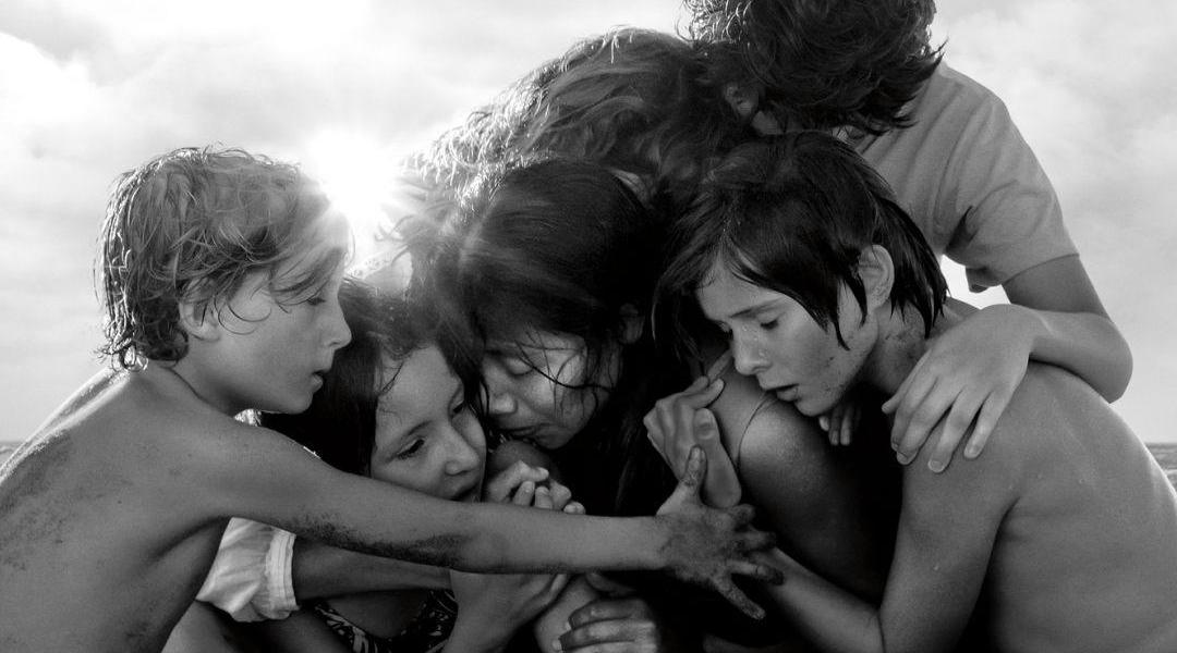 imagen de Roma, película de Alfonso Cuarón