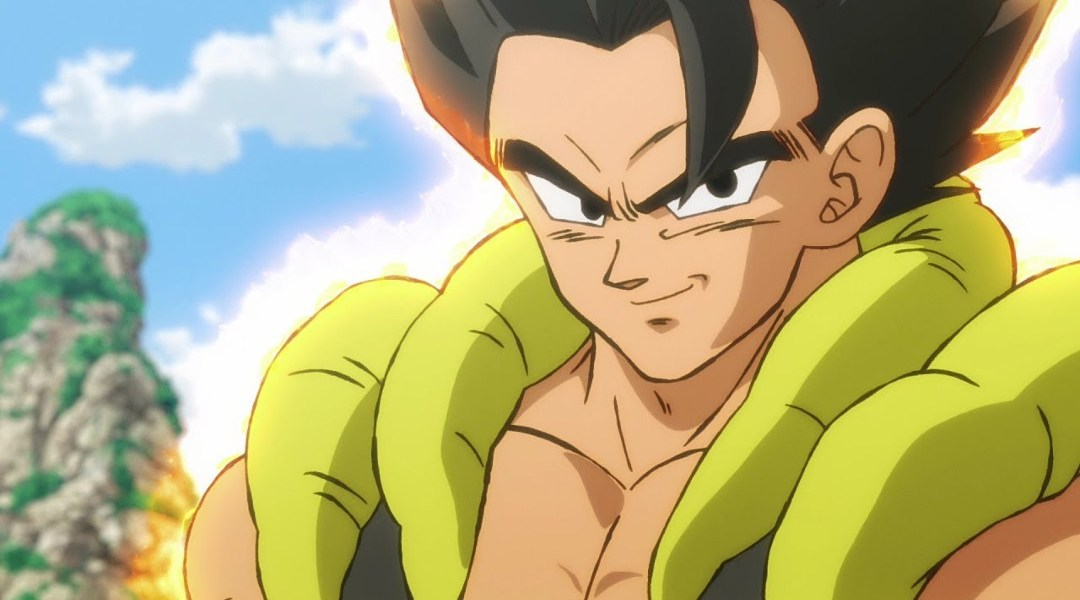 Gogeta DRagon Ball Super Broly