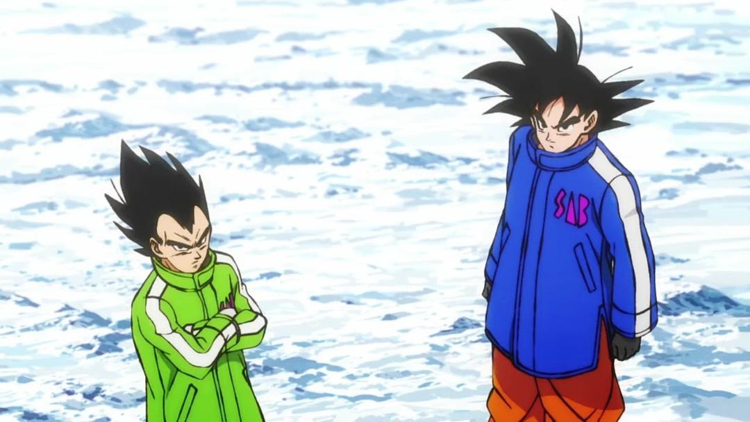 Goku Vegeta chammaras
