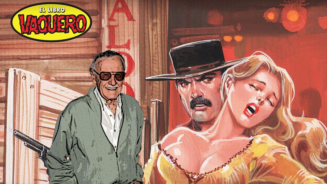 El Libro Vaquero rinde homenaje a Stan Lee